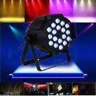 270W 18LED RGBW LED DJ Disco Stage Lighting PAR64 DMX512 Party Show Beam New