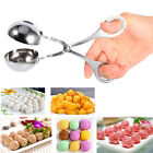 New Stainless Steel Tongs Meat Baller Meat Balls Maker Dough Meatball Scoop Home
