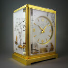 """1960'S FINE VINTAGE ATMOS """"CHINOESE"""" BY MARINA PERPETUAL CLOCK JAEGER LE COULTRE"""