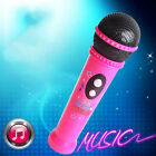 Microphone Toy Music Player with Speaker for Kids Boy Girl Gift Karaoke Toy US