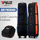 New Style Golf Aviation Bag Golf Package With Pulley Golf Waterproof Travel Bag