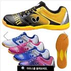 BUTTERFLY Table Tennis Shoes Lezoline Groovy Colorful Sports Ping Pong Comfort