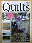 Down Under Quilts Magazine,  Australia's First Patchwork Magazine,  Various Issues