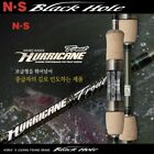 Ns Rods Black Hole Hurricane Serie Trout Rod S-602Ul