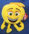 W-F-L TY Beanies The Emoji the Movie - Various Character Beanie Babies
