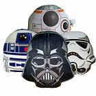 New arrival Star Wars Shaped Plush Stuffed Printed Cushion Pillow 4 Types