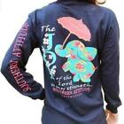 Southern Attitude Long Sleeve T-Shirt | Joy of the Lord | FREE Shipping