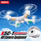 Syma X5C-1 Explorers 2.4G RC Quadcopter 6-Axis-Gyro FPV Drone With HD Camera