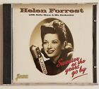 """Helen Forrest CD  """"Sweeter As The Years Go By"""" (Mint- Disc   24 Tracks)"""