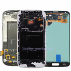 For Samsung Galaxy S3 S4 S5 LCD Display Touch Screen Digitizer Assembly + Frame
