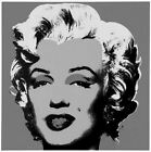 Contemporary Hand Painted Modern Pop Art Wall Marilyn Monroe Oil Painting Canvas