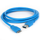 HighSpeed USB 3.0 Cable Lead F WD My Passport Ultra External Hard Drive HDD
