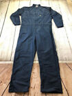Red Kap Navy Blue Paint Operations Anti-Static Coverall CK44NV Work Uniform New