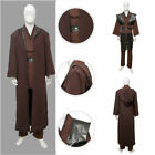 Star Wars Anakin Skywalker Cosplay Costume Mens Halloween Party Clothes Outfit $79.19 USD on eBay