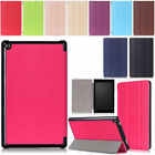 Smart Case Cover For New Amazon Kindle Alexa Fire 7 HD 8 2017+1 Screen Protector