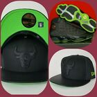 New Era Chicago Bulls 59Fifty Fitted hat Jordan 13 Black Altitude Green on eBay