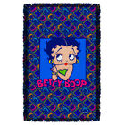 "Betty Boop ""Pop Betty"" Dye Sublimation Blanket/Throw $42.07 CAD"