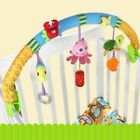 Baby Infant Plush Animal Hanging Toys Stroller Bed Crib Tots Cot Rattle Seat Toy
