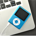"Slim Mini 1.8"" LCD Screen Media Video Game Movie Radio FM 3th MP3 MP4 Player"