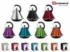 SQPro Legacy Electric Cordless Kettle Fast Boil 1.8L 2200W,  in 8 Colours