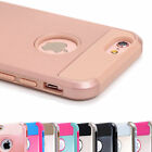 Outer Box Armor Hybrid Shockproof  Rubber Hard Case Cover For Apple iPhone Phone