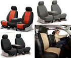 Coverking Synthetic Leather Custom Seat Covers Dodge Journey