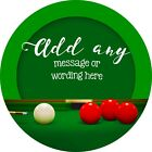 Snooker Ball Sticker Labels for Party Bag Sweet Cones $3.86 USD on eBay