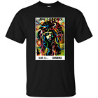 Jimi Hendrix Retro - G200 Gildan Ultra Cotton T-Shirt image