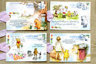 Greeting Cards Gift Tags - Hang Tags CLASSIC POOH QUOTES MIXED TAGS Or MAGNET 384 Gift Tags
