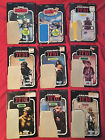 Vintage Star Wars Kenner Action Figure Card Backs Lot of 38
