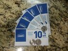 Five (5×)LOWES-10% Off Coupons-02/28/18 - Lowe's.Coupons sent via US Mail