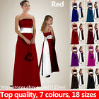 Quality long sash Maxi junior bridesmaid dress for women kids girls teens baby