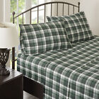 Woolrich Flannel Cotton Sheet Set