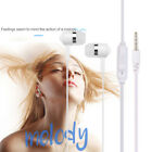 3.5mm In Ear Earbuds Earphone Super Bass Stereo Headphone Sport Headset With Mic