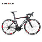 Costelo Speedcoupe road bicycle carbon complete bike frame wheels R8000 groupset