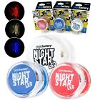 YoYo Factory Night Star LED Light Up YoYo High Speed Bearing Beginners Game Toy