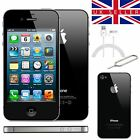 Apple Iphone 4s - 8gb 16gb 32gb 64gb - Unlocked Sim Free Smartphone Uk Stock