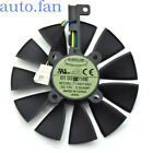 For ASUS 12V 87MM RX470 RX570 RX580 GTX1070/GTX1080Ti graphics card fan 4/5/6Pin