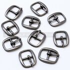 Pack of 25: Replacement Buckle For Bags, Wathces, and Boots Secure Metal Buckles