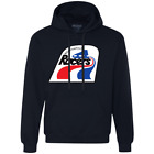Indianapolis Racers Retro Jersey Logo WHA Gretzky 1970s Hoodie