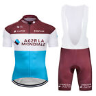 2018 New Mens Cycling Jersey Bib Shorts Sets Bicycle Shirts Brace Tights Cool