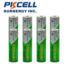 8x 1.2V AA Akku Rechargeable Batteries NiMh Low Self-discharge 2200mAh PKCELL