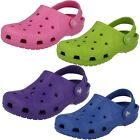 Crocs Childrens Unisex Mule Sandals - Feat K