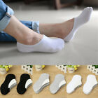 US 20 Pairs Men Cotton Invisible No Show Nonslip Loafer Boat Liner Low Cut Socks