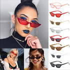 US Womens Small Cat Eye Sunglass Frame Fashion Design Retro Eyewear Shades 2018