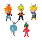 Dragon Ball UDM The Best 19 Keychain Swing Collection