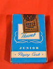 VINTAGE ARRCO MINIATURE PLAYING CARS SAILBOAT SEALED NEVER OPENED