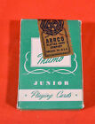 VINTAGE ARRCO MINIATURE PLAYING CARS GREEN BARN SEALED NEVER OPENED