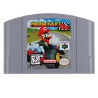 New For Nintendo 64 N64 Game Card Mario,Smash Bros,Zelda Video Cartridge Console