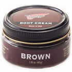 Red Wing Boot Cream Unisex Shoe Care Brown